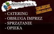 """Spółdzielnia Socjalna """"Alternatywa 5"""""""