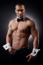 Striptiz męski w wykonaniu najlepszego tancerza erotycznego, striptiz męski