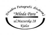 """Studio Fotografii Ślubnej """" Młoda Para"""""""