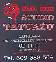 STUDIO TATUAŻU N.T. INK