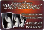Studio Video Professional - videofilmowanie Brzeg