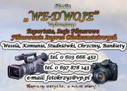 """Studio """"WE-DWOJE"""" Fotografia-Filmowanie"""