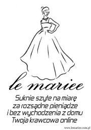 Suknie ślubne- internetowy salon suknii ślubnych- Le Mariee
