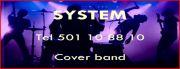 SYSTEM profesjonalny cover band