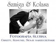 """""""SZMIGA & KOLASA"""" - Fotografia ślubna"""