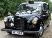 Taxi London wynajem do ślubu Poznań