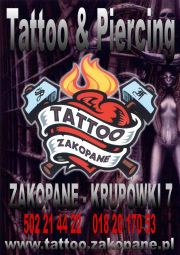 Tomtattoo Pracownia Tatuażu Artystycznego I Kolczykowania
