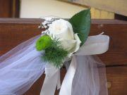 Usługi florystyczne - dekoracje wesel, bukiety....