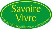 "Usługi Gastronomiczno- Cateringowe  "" SAVOIRE-VIVRE"""