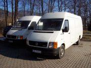 Usługi transportowe MARGO-BUS Wynajem samochodów dostawczych
