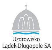 UZDROWISKO LĄDEK-DŁUGOPOLE S.A.