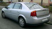 VECTRA C - srebrna limuzyna