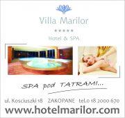 Villa Marilor Hotel & SPA Zakopane