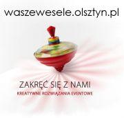waszewesele.olsztyn.pl - prowadzenie Wesel DJ-Konferansjer