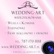 WEDDING-ART WIDEOFILMOWANIE