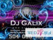 Wesele Legnica DJ Galix