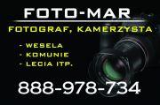 Wideofilmowanie fotografia ślubna Mogilno