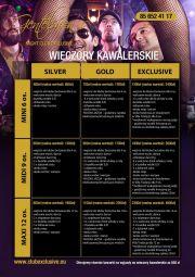 Wieczory Kawalerskie - Exclusive Bialystok - striptease
