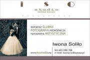 www.isostudio.eu  Iwona Soliło Fotografia Ślubna