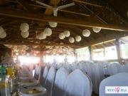 Wykonam pompony na salę weselną