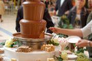 wynajem fontann czekoladowych Łódź