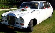 Wynajem Królewskiej Limuzyny Daimler DS420