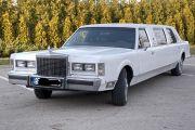 Wynajem limuzyny do ślubu
