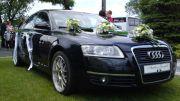 Wynajem samochodu Audi a6