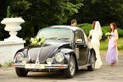 Wynajem samochodu do ślubu VW Garbus