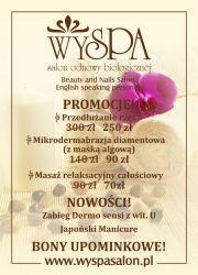 """""""wySPA"""" Salon odnowy biologicznej"""