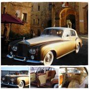 Zabytkowy Rolls Royce Silver Cloud III