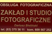 Zaklad i Studio Fotograficzne Dariusz Bieliński