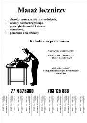 Zdrowie i Relaks Usługi rehabilitacyjno-kosmetyczne