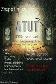 Zespół muzyczny ATUT - 100% na żywo