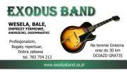 Zespół Muzyczny EXODUS BAND Gniezno