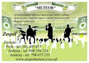 """Zespół muzyczny """"METEOR"""""""
