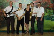 zespół muzyczny OSKAR wesela studniówki 5- cio osobowy