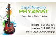 Zespol Muzyczny PRYZMAT
