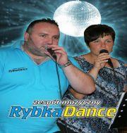 zespół muzyczny  RYBKA  DANCE