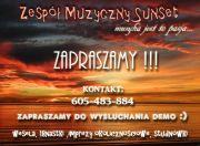 Zespół Muzyczny Sunset Świecie n/W