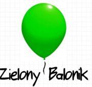 Zielony Balonik