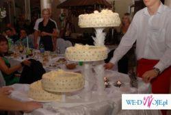 4 pietrowy stojak na tort