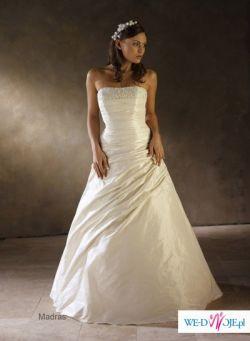 70 różych typów sukien ślubnych!