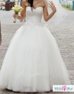 8222suknia ślubna Księżniczka8221 Suknie ślubne Ogłoszenie