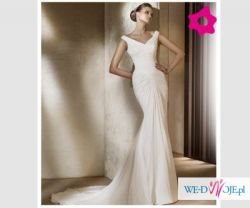 ABACO Pronovias - Cudowna suknia ślubna