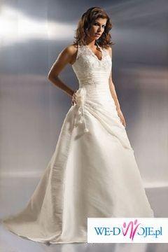 AGNES - piękna suknia + dodatki w atrakcyjnej cenie!!!!