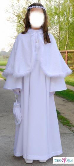 26ec005ea5 Alba skromna sukienka komunijna - Ubranka komunijne - Ogłoszenie ...