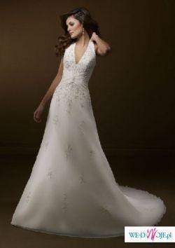 Amerykańska suknia ślubna Mori Lee 2164