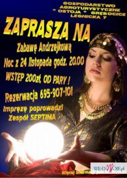 Andrzejki 2012 Głogów