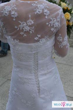 Annais Bridal model Astrid suknia ślubna r.36